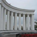 Belvedere Colonnade - Vorontsov Palace