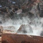 The hot springs origin