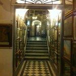 Santuario di Montenero, galleria degli ex-voto