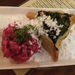 Borek (Savory Pie) with beets
