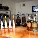 Beautiful packaged liquor