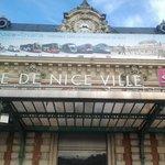 Estação de Nice a 20 Metros do hotel