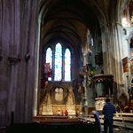 St. Patrick's Cathedral Interior 2