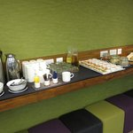 ,,,food and beverage at the business center