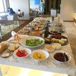 Club buffet