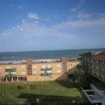 Primero un hotel, después el mar