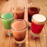 Mixed shots