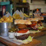The Chequers Burger
