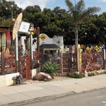 The Pismo Surf Shop from the street