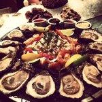 Gulf Coast Seafood Platter