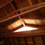 Beautiful wood ceilings