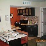 Cocina del apartamento I