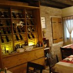 Dining Room and Cellar