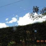 Sempre o verde e o céu azul