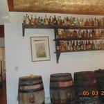 Coleção de cachaças