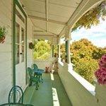 Wraparound veranda from Beethoven Suite  (public)