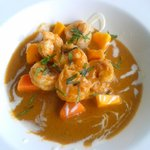 Creole shrimp...