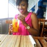 delicious guava juice