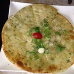 Grilled Indian Flat bread