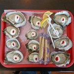 Oysters Moscow!!
