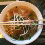 Chicken Lemongrass Pho