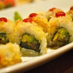 Tempura Rolls for those who like it cooked