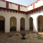 Courtyard in Main Building