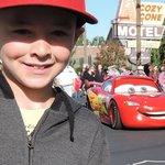 Radiator Springs in Disneyland's California  Adventure Park is THE BEST!! Line up early!