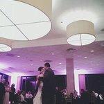 Wedding Reception in Monaco Ballroom