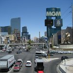 nice view from the STRIP