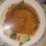 Chicken pallarde $16
