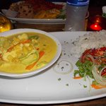 Indian Curry dish...very tasty