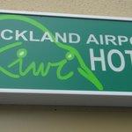 signage of hotel
