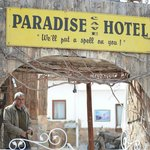 paradise hotel ..