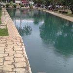 The big spring lake/pool