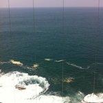 Uninterrupted view to Arabian Sea