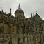 vistas de la catedral desde la terraza