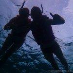 Again snorkeling