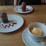 Morning cake, don't mind if I do :)