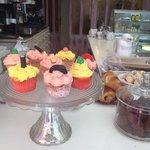 Cup cakes , trufas, alfajores!