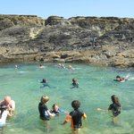 Natural Pool at Treyarnon Bay