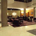 Renaissance lobby area