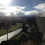 View from Dochart Room Side Window