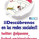 Síguenos en facebook y twitter!
