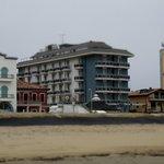 Hôtel ADLON vu de la mer