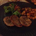 London mix grill