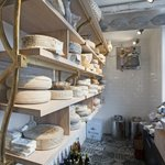 "Cheese ""room"""