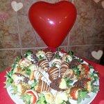 Fresas con chocolate - San Valentín'14