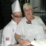 Chef Michael & his Nan