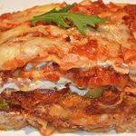 Lasagna with 3 Cheeses